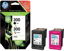 HP 300 Black + Colour Cartridges For F4500 F4580 F4583