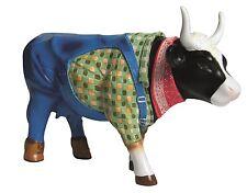 Cow Parade Medium Resin Farmer Figurine 47798 Farm Cow Cowparade UK Collectable
