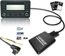 Yatour USB SD AUX Mp3 iPod/iPhone Music Interface Changer For Pioneer Radio