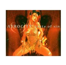 Taste of Sin Atrocity  ‎- CD Singel 2000