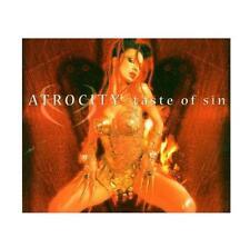 Taste of Sin Atrocity  - CD Singel 2000