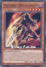 Yu-Gi-Oh ! Perceténèbres - HEROS de la Destinée LEHD-FRA11 (LEHD-ENA11) VF/COM
