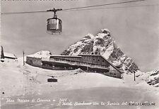 # plan Maison of Hirzer-Hotel Ibex and Tram Platform Pink' - 1958