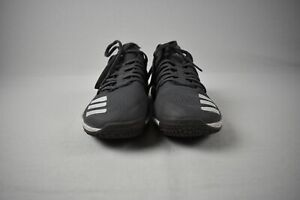 adidas Speed Turf Cleats Men's Gray/White Used Multiple Sizes