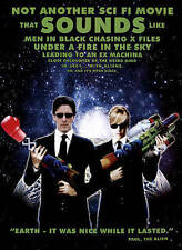 Not Another Sci Fi Movie Dvd Ryan Humphries(Dir) 2008