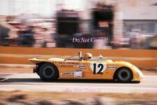 Jo bonnier lola T280 sebring 12 heures 1972 photographie