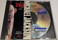 very rar - Michael Jackson - The Bad Remixes - Promo CD - No 5759