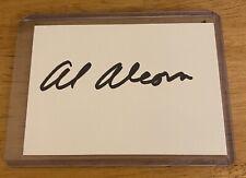 Allan Alcorn Signed Autograph Card - Inventor Pong Game Creator Atari Legend