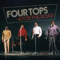 FOUR TOPS 4 For The Road - Live Vegas NEW & SEALED MOTOWN SOUL CD (Sunset Blvd)