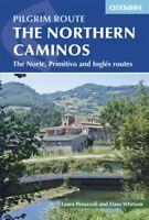 Cicerone The Northern Caminos : Norte, Primitivo and Ingles, Paperback by Whi...