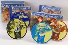 Sega Dreamcast - Shenmue II 2  + Anleitung + OVP + Schuber
