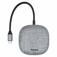 7in1 USB Hub Adapter Splitter Netzwerkadapter USB Typ C PD, RJ45, HDMI, SD Micro