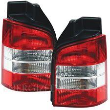 VW TRANSPORTER T5 2003-2010 TWIN DOOR REAR TAIL LIGHTS 1 PAIR O/S & N/S