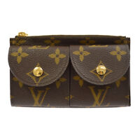 Authentic LOUIS VUITTON Ceinture Pochette Duo Waist Bag Monogram M9836U AK16866