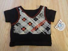 "Infant/Baby Glamajama 0/3 Months NWT Shirt ""Rocker"""