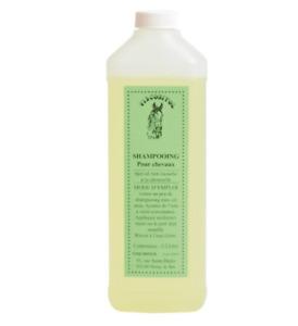 Shampoing à la citronnelle Viscositol, cheval, équitation