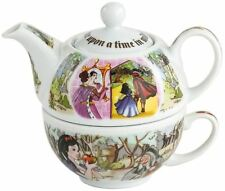Cardew Snow White Tea for One Set Teapot & Cup