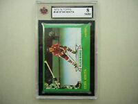 1973/74 TOPPS NHL HOCKEY CARD #145 STAN MIKITA KSA 8 NM/MT SHARP!! 73/74 TOPPS
