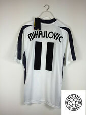 Lazio MIHAJLOVIC #11 03/04 *BNWT* Away Football Shirt (L) Soccer Jersey Serie A