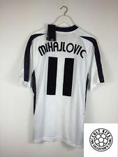 LAZIO MIHAJLOVIC #11 03/04 * BNWT * Away Football Shirt (M) SOCCER JERSEY SERIE A