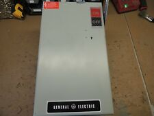 AC363RG, GE BUSWAY SWITCH PLUG, RECON 100 AMP, 600V, WITH GROUND