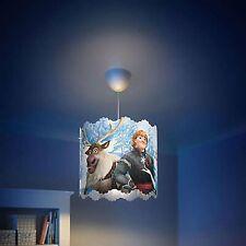 new Philips Disney Frozen Children Ceiling Suspension Light