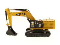 DM 1:50 CAT 390F L Engineering Hydraulic Excavator Diecast Toy Model 85284 Gift