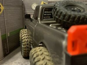 Side Mirrors For Axial SCX24 C10 Pickup 1/24 Rock Crawler