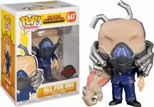 Funko Pop My Hero Academia All for One Charged Exclusive