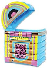 """Beistle Inflatable Jukebox Cooler, 20"""" x 30.5"""", Multicolor"""