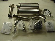 SBK Exhaust for Suzuki GSX-R 1000 Year 2009: P/N 1811-1861