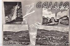 # GALLIO: 4 VEDUTE -  1960