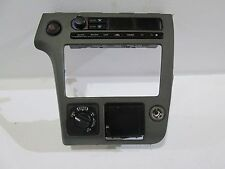 2000-2004 Nissan Pathfinder OEM GREY Radio Dash Trim Bezel Surround 4WD DIAL