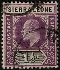 Handstamped Sierra Leonean Stamps (1808-1961)