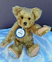 Merrythought 11 Inch Little Edward - Christopher Robin's Teddy Bear - US Seller!