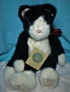"Boyds Bears Cat ""Sly Alleyruckus"" Rare Retired Plush Cat #5308-07 (1985-98)"