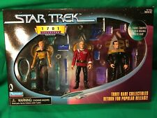 Star Trek Playmates 1701 Collectors Series Edition New 1998 number 16122