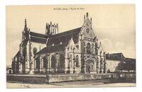 bourg  église de brou