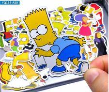 50x Sticker Aufkleber Stickerbomb WasserfestSpongebob Schwammkopf /& Patrick