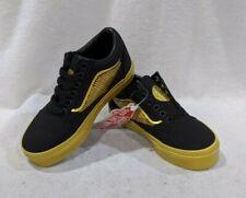 Vans Toddler Boy's Old Skool Black/Gold Harry Potter Skate Shoes-Sz 11/12/13 NWB