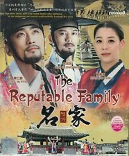 The Reputable Family (Korean TV Series) DVD _ English Sub _ Region 0_ Cha In-pyo