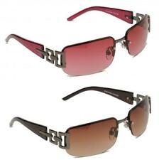 Damen Designer 'Lacey 'Randlose Sonnenbrille
