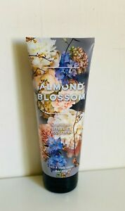 NEW! BATH & BODY WORKS 24 HOUR ULTRA SHEA BODY CREAM LOTION - ALMOND BLOSSOM