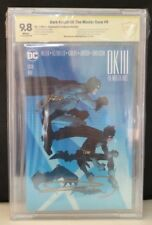 CBCS 9.8 Dark Knight III Master Race #9 Convention Exclusive Frank Miller Lot B