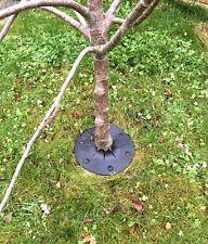 10x Albero Arbusto PAESAGGIO Tappetino Guardia Protettore barriera, erba & DISERBO di X8139