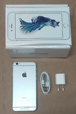 Apple iPhone 6 - 128GB - Silver (Unlocked) A1549 (GSM)