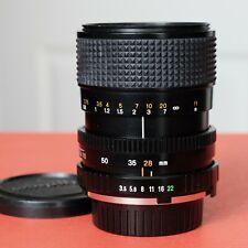 Minolta MD zoom 28-70mm F/3.5-4.8 zoom lens
