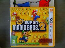 Jeu pour console 3DS 2DS NEW SUPER MARIO BROS 2 COMPLET