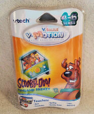SCOOBY-DOO FUNLAND FRENZY game Vtech Vsmile VMOTION -BRAND NEW Sealed*EDUCATION