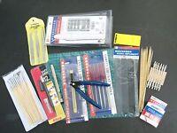 Gundam Modeler Basic Tools Craft Full Set Car Model Kit Building Model Train B